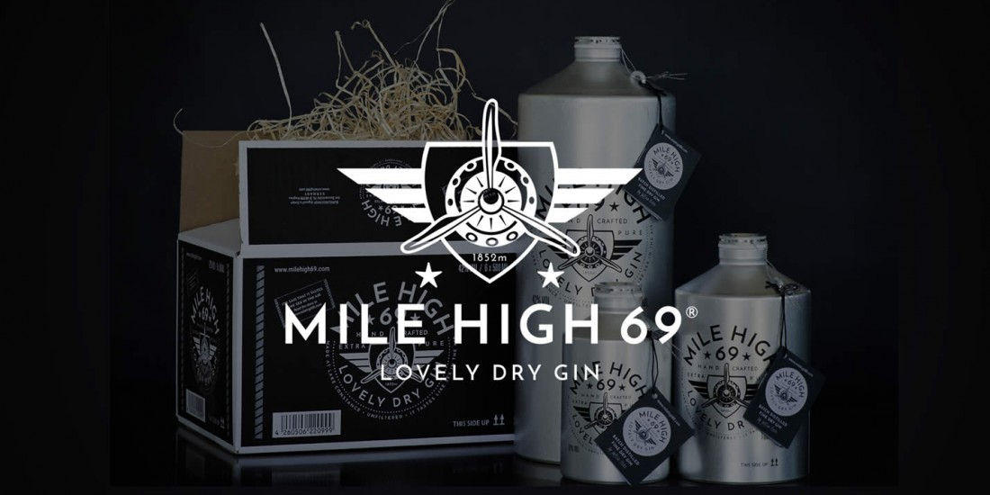 Mile High 69 Gin
