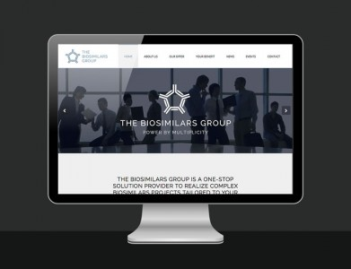 The Biosimilars Group Website