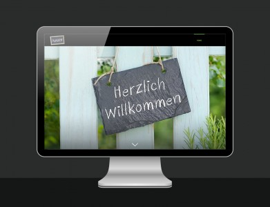 Auszeit-Appartements Website