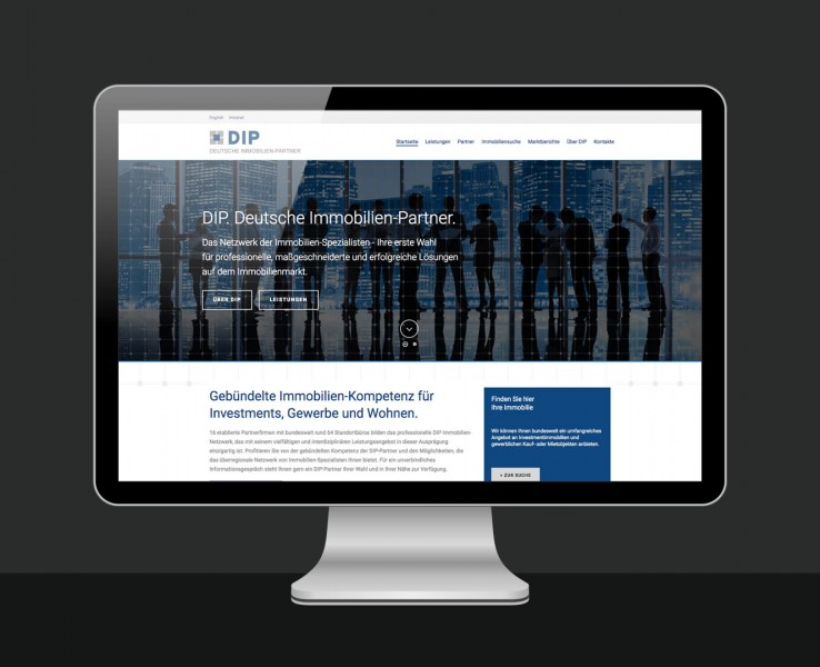 DIP. Deutsche Immobilien-Partner